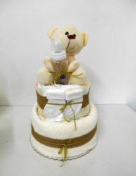 2όροφο diaper cake