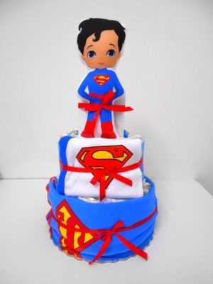 baby-superman-diapercake